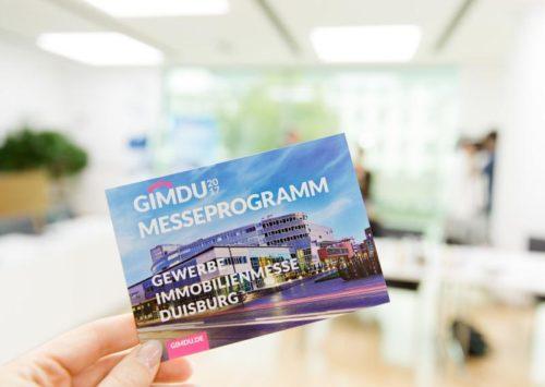 GIMDU – Gewerbeimmobilien Messe Duisburg 2017