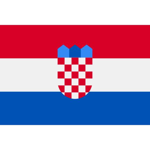 Croatische Flagge