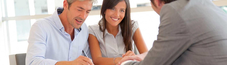 Beratungsgespräch mit Kunden