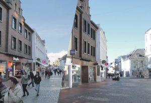 Altstadt vor und nach Corona