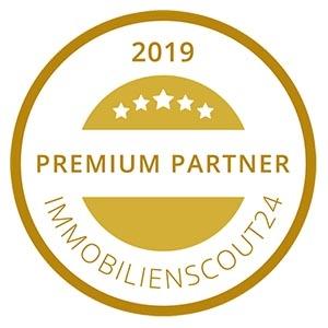 Auszeichnung Immobilienscout24 2019