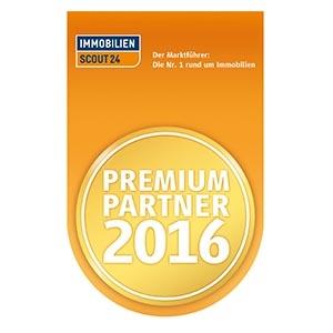 Auszeichnung Immobilien Scout24 2016